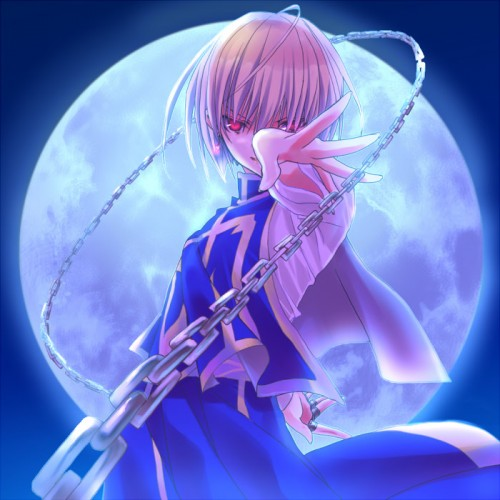 Kurapika fan art