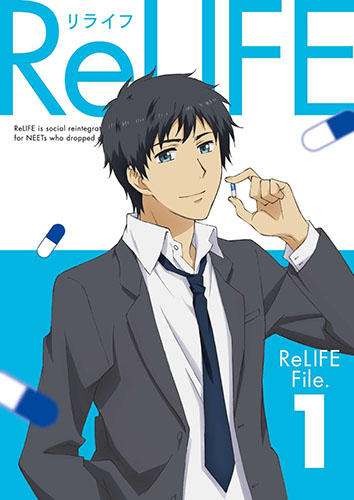 ReLIFE DVD