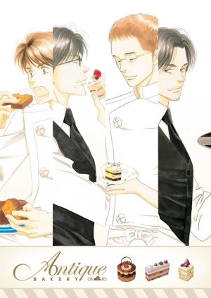 Yumeiro-patissiere-dvd2-300x419 6 Anime Like Yumeiro Patissiere (Dream-Colored Pastry Chef) [Recommendations]