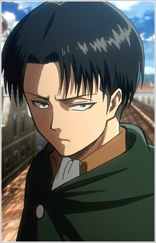 Levi attack on titan