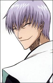 bleach Ichimaru Gin