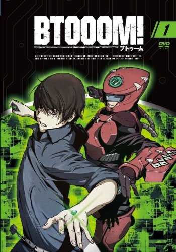 btooom-dvdjpg-350x500 BTOOOM! 2nd Season Promised if Game Ranks in Top 5