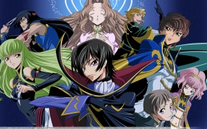 Code Geass : Lelouch of the Rebellion Review & Characters - Revenge is Everything