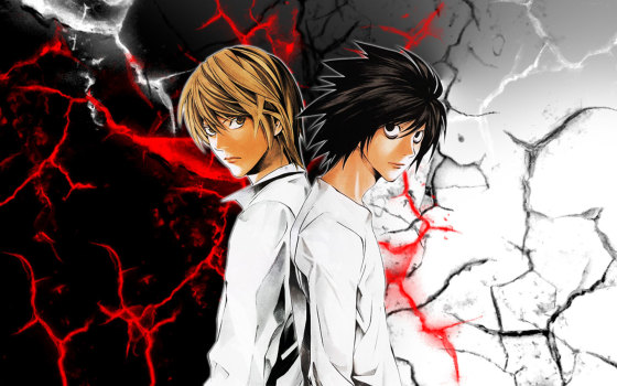 deathnote wallpaper