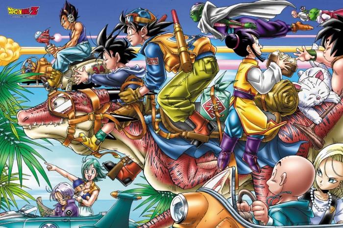 dragon ball z wallpaper 01