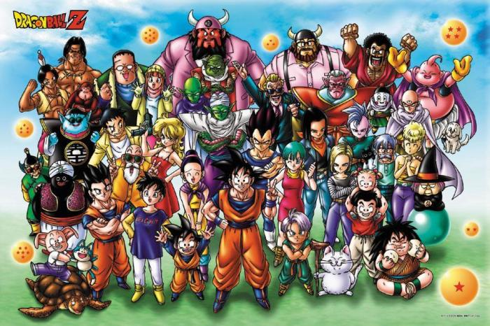 dragonball wallpaper 01