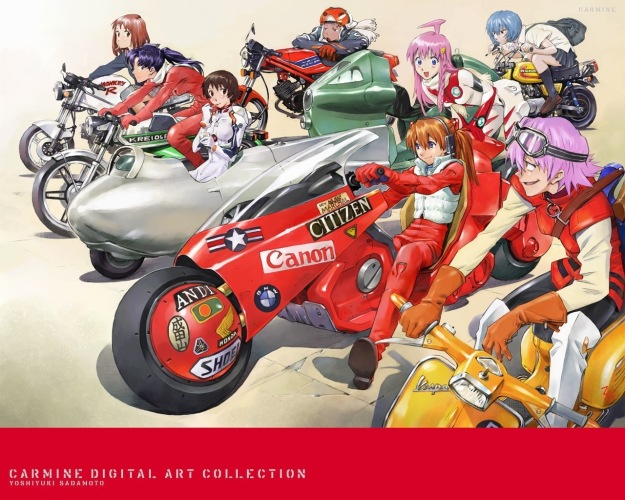 Evangelion-wallpaper-1-700x472 Top 10 Anime Made by GAINAX [Updated Best Recommendations]