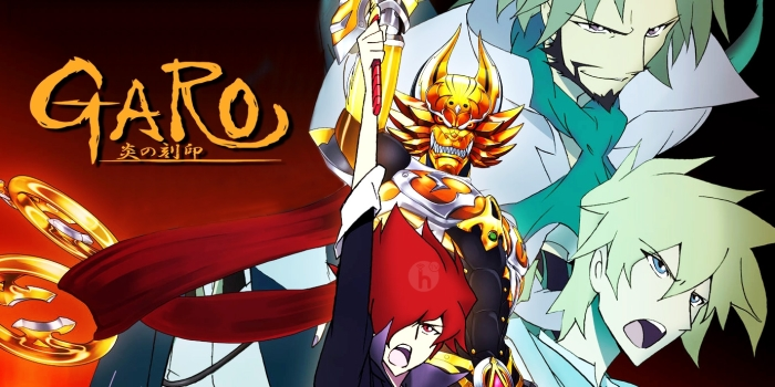 garo-wallpaper1-700x350 Garo Honoo no Kokuin (The Carved Seal of Flames) Review & Characters – I Am The Golden Knight, Garo