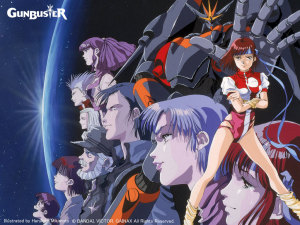 [Throwback Thursdays] Top wo Nerae! Gunbuster Review & Characters - Aim for the Top!