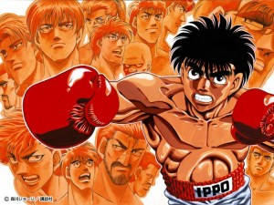 [Throwback Thursday] Top 10 Hajime no Ippo Fight Scenes