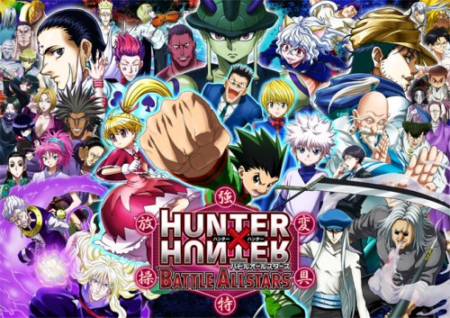 hunter x hunter game