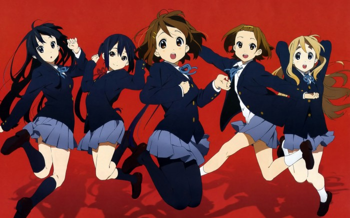 K-ON-300x420 6 Anime Like K-On! [Recommendations]