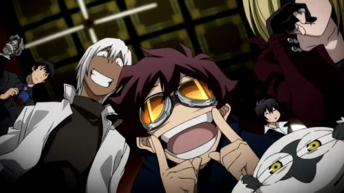 kekkai-sensen-wallpaper2-700x453 Kekkai Sensen (Blood Blockade Battlefront) Review & Characters - New York City Got a Little Stranger
