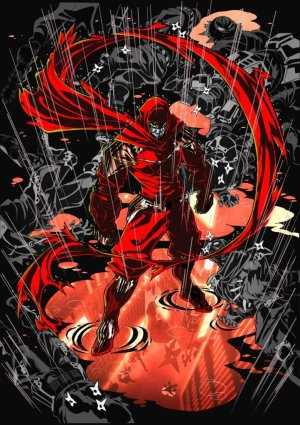 ninja-slayer-dvd-300x425 6 Anime Like Ninja Slayer [Recommendations]