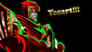 Ninja Slayer From Animation Review & Characters - YEEART!