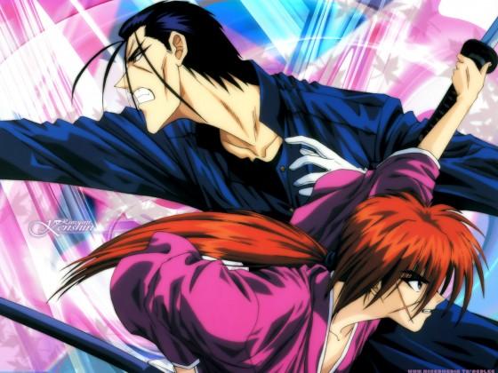 rurouni kenshin rivals