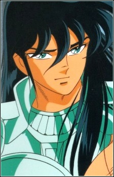 saint seiya Dragon Shiryu