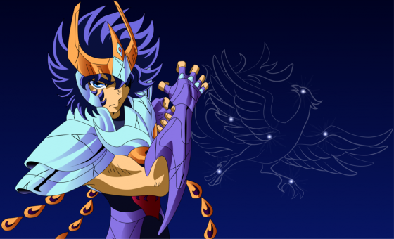 saint seiya Phoenix Ikki wallpaper