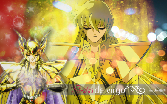 saint seiya Virgo Shaka wallpaper