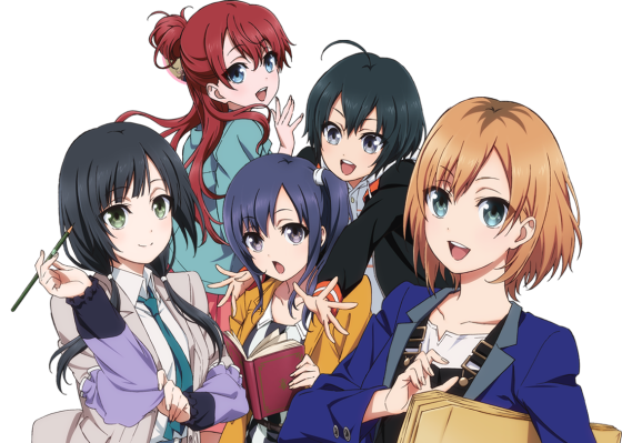 shirobako wallpaper1