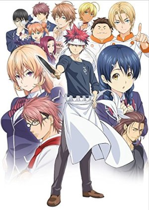 Shokugeki-no-Souma-Wallpaper-1 What is Molecular Gastronomy as Seen in Shokugeki no Souma (Food Wars! Shokugeki no Souma)?