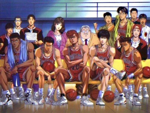 Slam-Dunk-wallpaper [Throwback Thursday] Slam Dunk Review & Characters