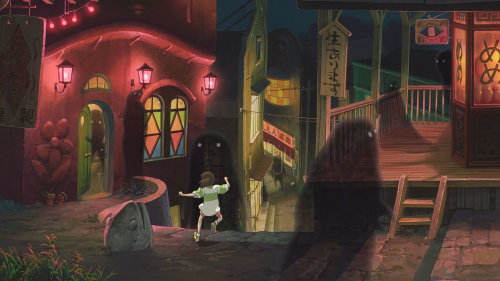 spirited away Highlight 1