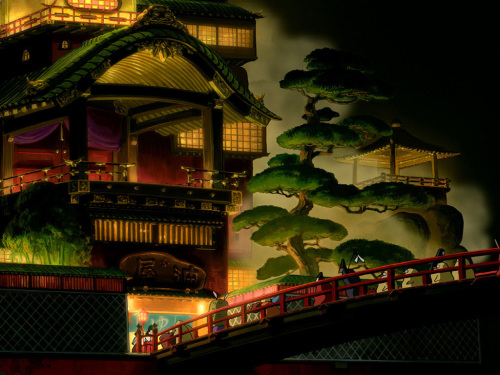 spirited away Highlight 3