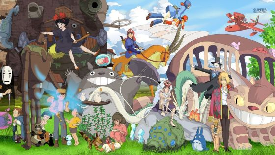 Studio-Ghibli-SS-2-560x269 STUDIO GHIBLI Library Streams For the First Time on HBO MAX May 27th