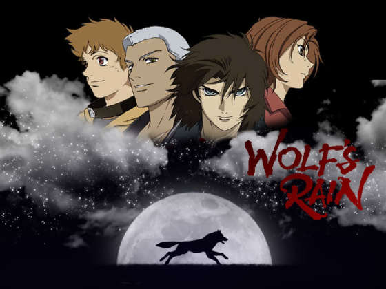 wolfs rain wallpaper