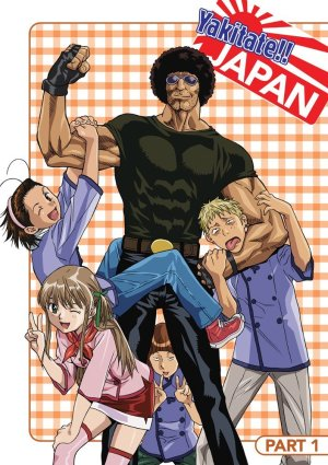6 Anime Like Yakitate!! Japan [Recommendations]