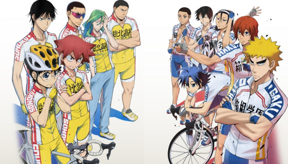 yowamushi-pedal-wallpaper-560x320 Yowamushi Pedal: Spare Bike Movie Key Visual Revealed