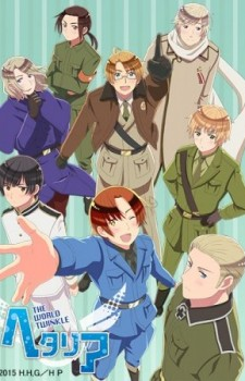 Hetalia- The World Twinkle dvd
