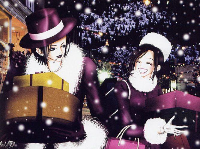 """Nana-wallpaper-667x500 ¿Qué es Josei? [Definición] """"¡A las mujeres también les gusta mucho el anime!"""""""