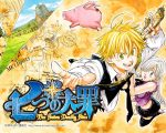 Nanatsu no Taizai Manga Goes on Hiatus