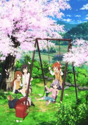 Non Non Biyori Repeat dvd