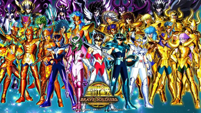 Saint Seiya wallpaper 01