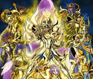 seiya-353x500 Knights of the Zodiac: Saint Seiya Netflix Original Anime Announced