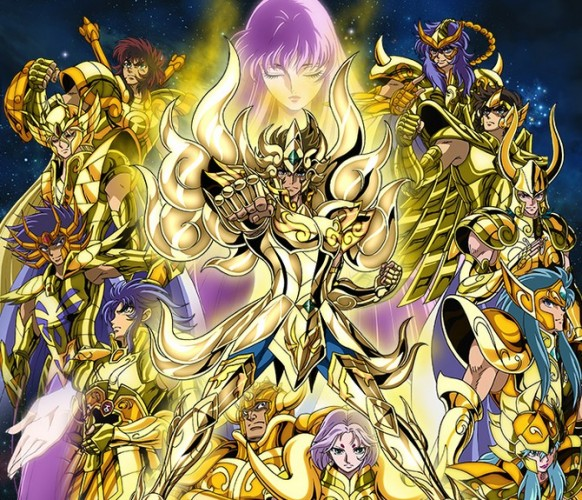 Saint Seiya wallpaper 02