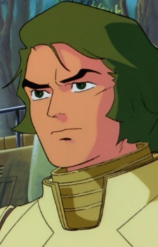 Space Runaway Ideon jodran