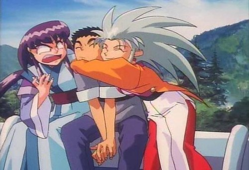 tenchi-universe-wallpaper-666x500 Throwback Thursday: Tenchi Universe Review & Characters (Tenchi Muyo!) – Boom! Intergalactic Harem!