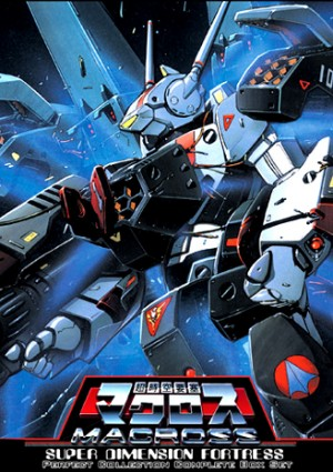 The Super Dimension Fortress Macross dvd