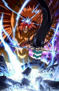 Ushio and Tora TV dvd