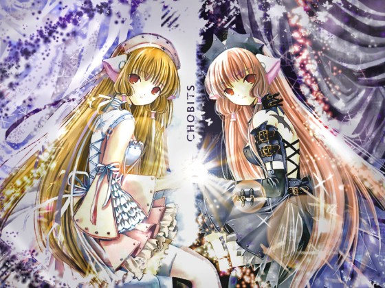 chobits wallpaper2