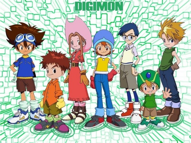 digimon adventure wllpaper