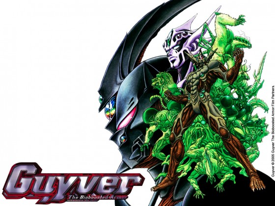 guyver wallpaper