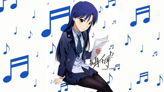 idol master chihaya wallpaper
