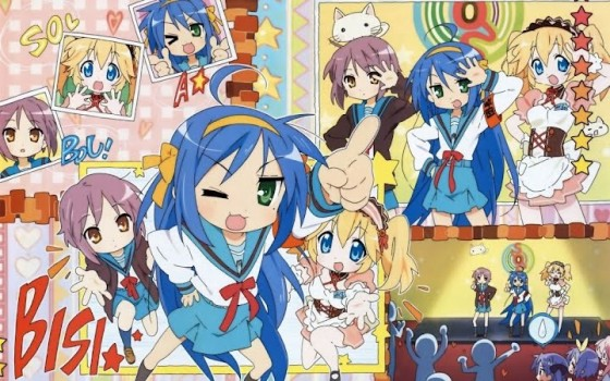 luckystar huruhi cosplay wallpaper