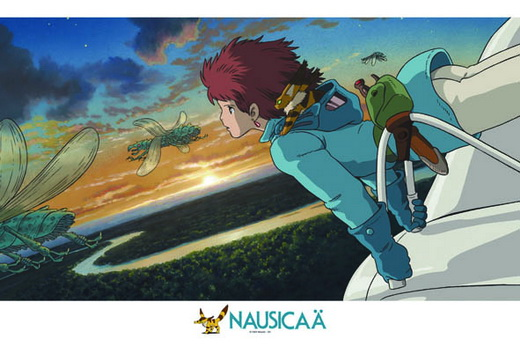 nausicaa wallpaper