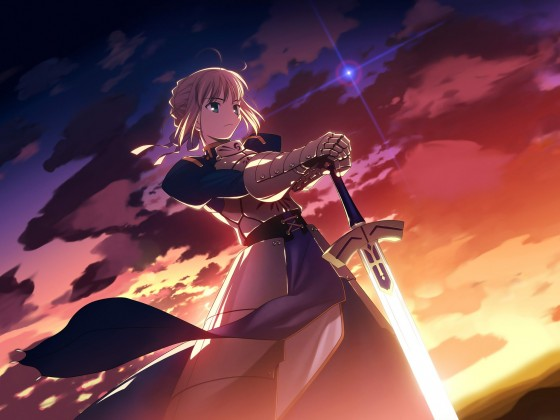 saber fate wallpaper